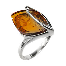 Buy Goldmajor Amber Marquise Ring Online at johnlewis.com