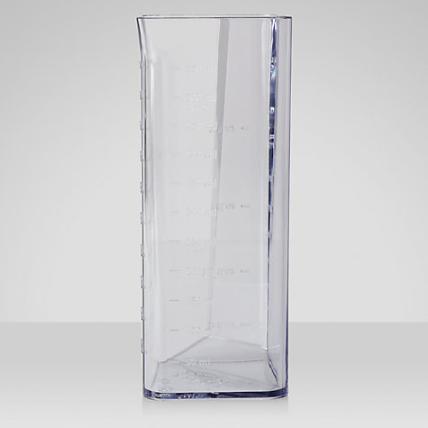 Buy Joseph Joseph 2-in-1 Measuring Jug, Clear Online at johnlewis.com