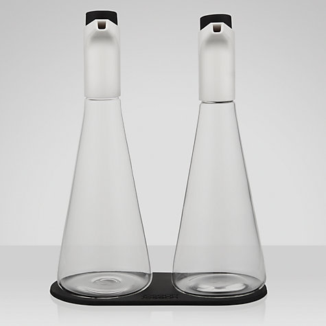 Buy Joseph Joseph Flo Oil and Vinegar Drizzler Set Online at johnlewis.com