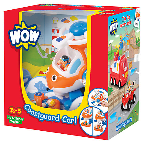 Buy Wow Coastguard Carl Online at johnlewis.com