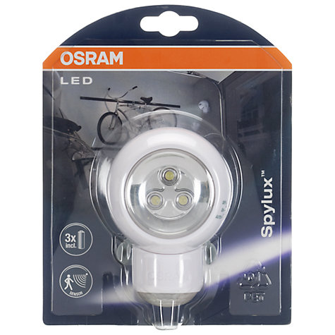 Buy Osram Spylux Night Light Online at johnlewis.com