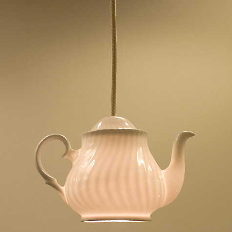 Buy Original BTC Teapot Pendant Online at johnlewis.com