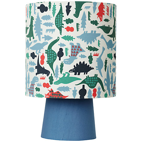 Buy little home at John Lewis Dinotastic Table Lamp Online at johnlewis.com