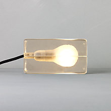 Buy Design House Stockholm Block Lamp Online at johnlewis.com