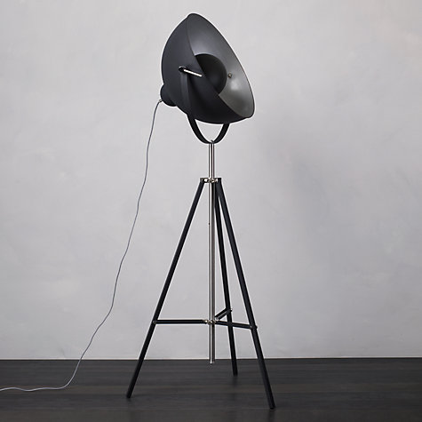 Buy It's About RoMi Hollywood Floor Lamp, Black Online at johnlewis.com