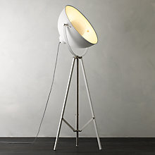 Buy It's About Romi Hollywood Floor Lamp, White Online at johnlewis.com