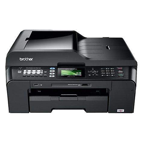 Buy Brother MFC-J6510DW Wireless All-in-One A3 Colour Inkjet Printer Online at johnlewis.com
