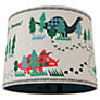 Buy little home at John Lewis Easy-to-fit Dinotastic Ceiling Pendant Online at johnlewis.com