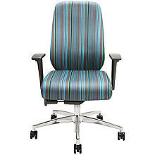 Buy Boss Design Key Office Chairs, Stripe Online at johnlewis.com