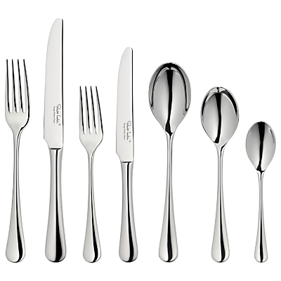 Robert Welch Radford Place Setting Silver Plated, 7 Piece