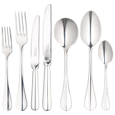 Buy Arthur Price Baguette Place Setting, 7 Piece Online at johnlewis.com