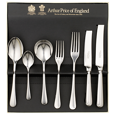 Arthur Price Old English Place Setting, 7 Piece
