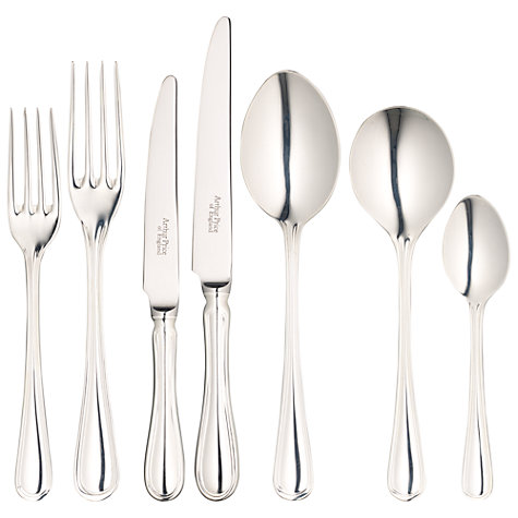 Buy Arthur Price Britannia Place Setting, 7 Piece Online at johnlewis.com