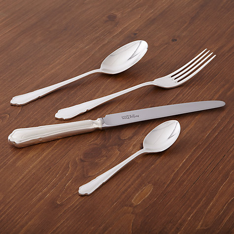 Buy Arthur Price Dubarry Teaspoon, Silver-Plated Online at johnlewis.com