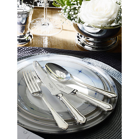 Buy Arthur Price Dubarry Silver Plated Place Setting, 7 Piece Online at johnlewis.com