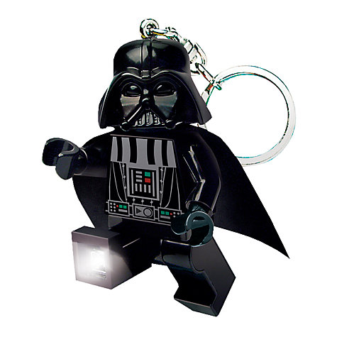Buy LEGO Star Wars Darth Vader Keyring Online at johnlewis.com