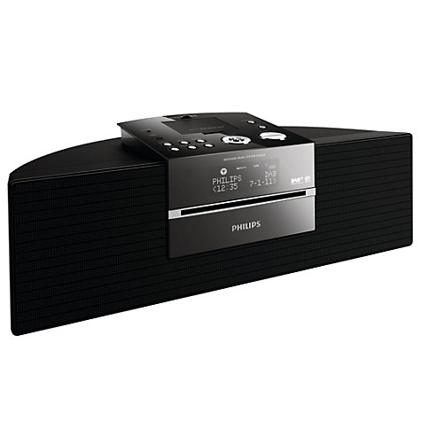 Buy Philips DCB352 DAB Micro System/iPod Dock Online at johnlewis.com