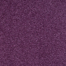 Buy John Lewis Wool Rich Plain 2 Ply Carpet, Dark Mauve Online at johnlewis.com