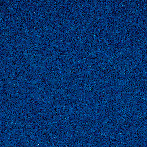 Buy John Lewis Wool Rich Plain 2 Ply Carpet, Navy Online at johnlewis.com