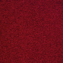 Buy John Lewis Wool Rich Plain Single Ply Carpet, Dark Red Online at johnlewis.com