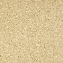 Buy John Lewis Wool Rich Plain Single Ply Carpet, Mid Gold Online at johnlewis.com