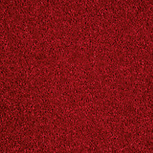 Buy John Lewis Wool Rich Plain Single Ply Carpet, Red Online at johnlewis.com
