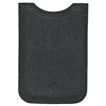 Buy Mulberry Leather Case for iPhone 4 Online at johnlewis.com