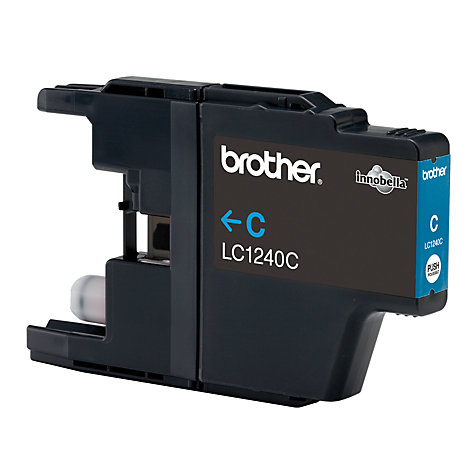 Buy Brother LC1240 Colour Inkjet Cartridge Online at johnlewis.com