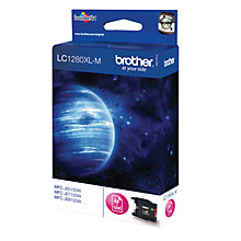 Buy Brother LC1280XLM Inkjet Cartridge, Magenta Online at johnlewis.com