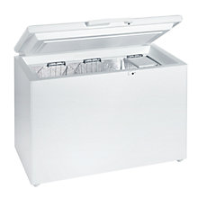 Buy Miele GT5284S Chest Freezer, A++ Energy Rating, 100cm Wide, White Online at johnlewis.com