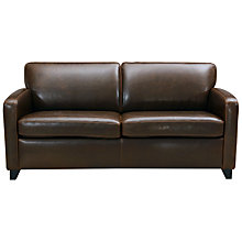 Buy John Lewis Colby Small Sofa, Chocolate Online at johnlewis.com