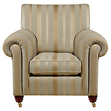 Buy Duresta Lowndes Armchair, Trevie Stripe Online at johnlewis.com