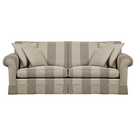 Buy Duresta Burghley Grand Sofa, Wide Stripe Online at johnlewis.com