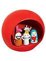 Alessi Nativity Scene, Red