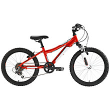 "Buy Adventure 200 Boy's 20"" Bike, Red Online at johnlewis.com"