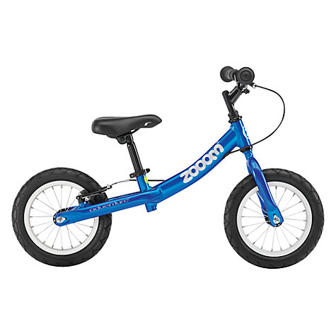 Buy Adventure Zoom Bike, Blue Online at johnlewis.com