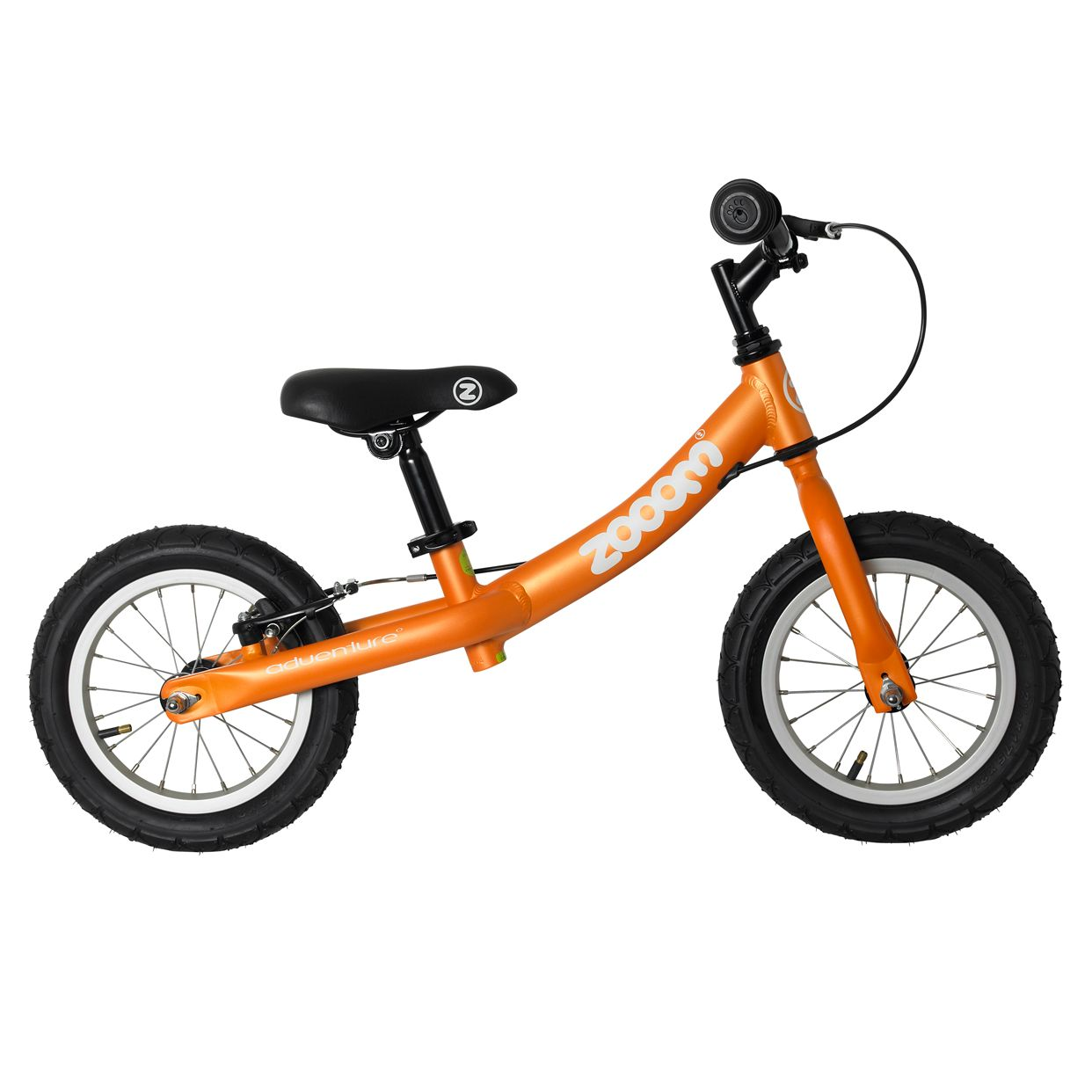 Adventure Zoom Bike, Orange