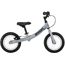 Buy Adventure Zoom Bike, Silver Online at johnlewis.com