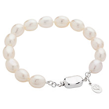 Buy Claudia Bradby Rebirth Pearl Bracelet Online at johnlewis.com