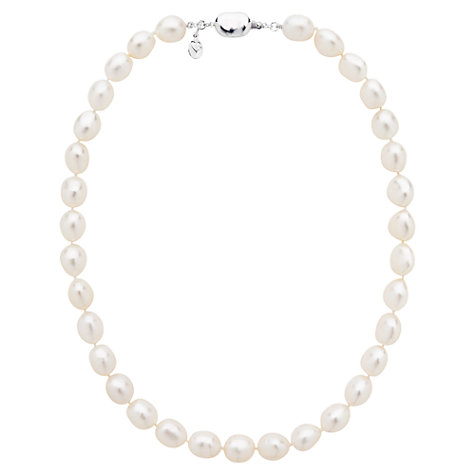Buy Claudia Bradby Rebirth Pearl Necklace Online at johnlewis.com