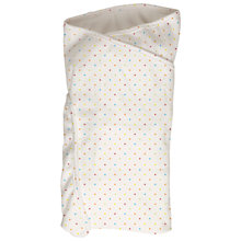 Buy Grobag Bright Spot Swaddle Baby Blanket Online at johnlewis.com