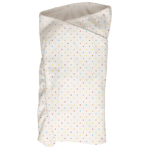 Buy Grobag Bright Spot Swaddle Blanket Online at johnlewis.com