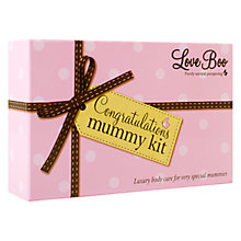Buy Boo Boo Congratulations Mummy Gift Set Online at johnlewis.com
