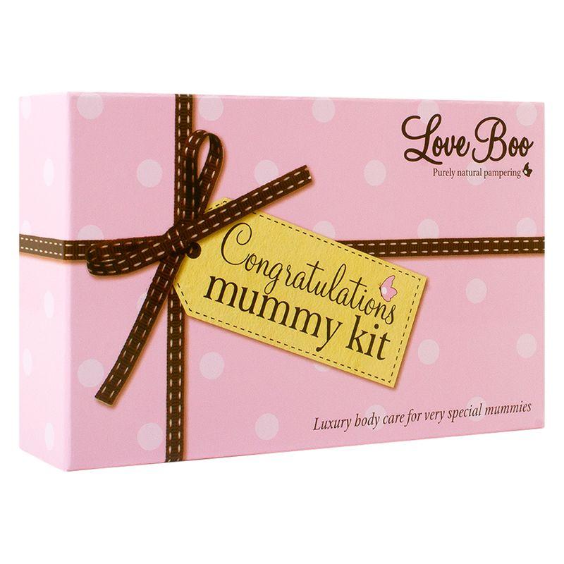 Love Boo Toiletries Love Boo Congratulations Mummy Gift Set