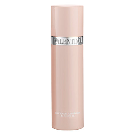 Buy Valentino Valentina Body Oil, 100ml Online at johnlewis.com