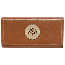 Buy Mulberry Daria Continental Foldover Wallet Online at johnlewis.com
