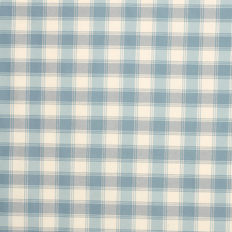 Buy John Lewis Arabesque Check Teflon Coated Tablecloth Fabric Online at johnlewis.com
