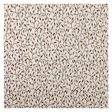 Buy John Lewis Voyage Cervino Fabric, Damson Online at johnlewis.com