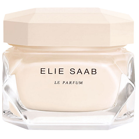 Buy Elie Saab Le Parfum Body Cream, 150ml Online at johnlewis.com