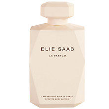 Buy Elie Saab Le Parfum Body Lotion, 200ml Online at johnlewis.com